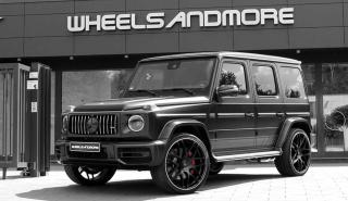 Mercedes G63 Wheelsandmore