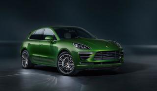 nuevo suv deportivo verde lujo altas prestaciones