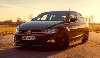 Volkswagen Polo Siemoneit Racing