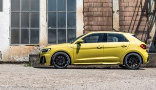 Audi A1 ABT perfil