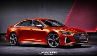 Audi RS6 Sedán