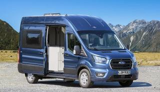 Ford Big Nugget Campervan