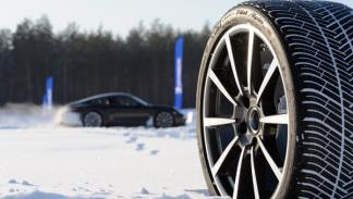 neumáticos de invierno michelín