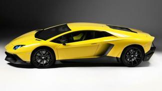 Lamborghini Aventador LP720-4 50 Aniversario Shangai motor