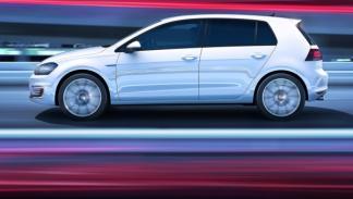 El VW Golf GTE pesa 120 kg más, pero se ha mejorado su aerodinámica