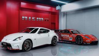 Nissan 370Z Nismo 2014 presentación