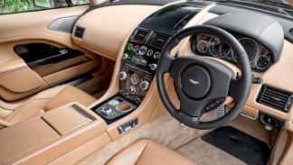 Aston Martin Rapide S interior