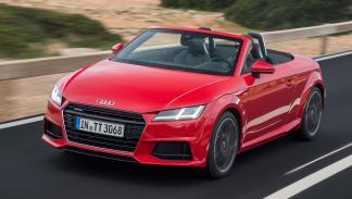 Audi TT Roadster TFSI
