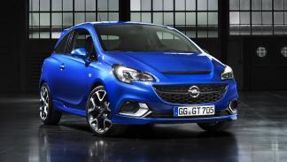 Opel Corsa OPC 2015 morro