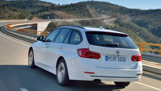 BMW Serie 3 2016 tres cuartos traseros