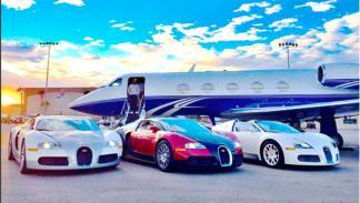 Bugatti Veyron Floyd Mayweather
