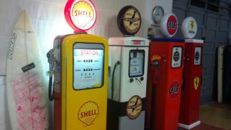 gaspumpgarage surtidores