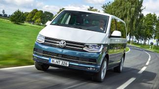 Volkswagen T6 morro