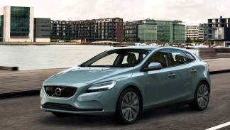 Volvo V40 2017 tres cuartos delanteros
