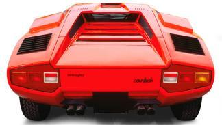 Acierto: Lamborghini Countach, 1974