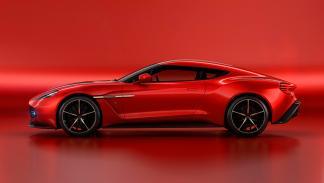 Aston Martin Vanquish Zagato, 4