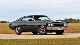 Fast and Furious Chevrolet Chevelle SS