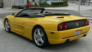 Fast and Furious Ferrari F355