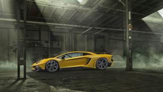 Lamborghini Aventador Novitec 4