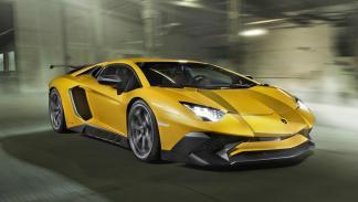 Lamborghini Aventador Novitec