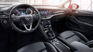 Opel Astra BiTurbo, 3