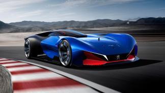 Peugeot L500 R HYbrid motorsport