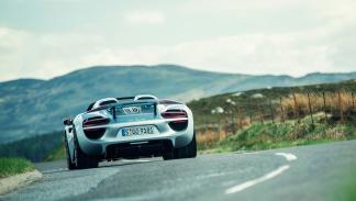 Porsche 918, 2