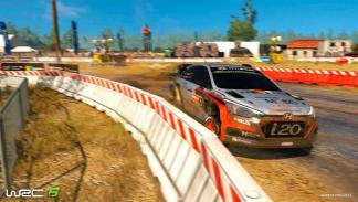 WRC 6, 2