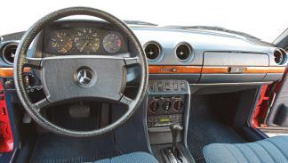 Mercedes Clase E W123