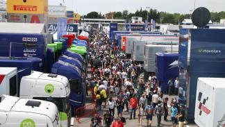 6to6 Barcelona Motordays Mundial motociclismo MotoGP Montmelo