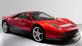 Ferrari SP12 EC Eric Clapton Special Projects one-off