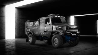Kamaz Dakar 2017, 1