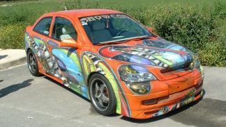 7 - Opel Astra