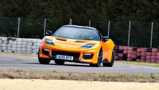 9. Lotus Evora. De 0 a 100 km/h en 4,2 segundos