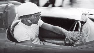 Cascos de la F1: años 60. Primer casco rígido
