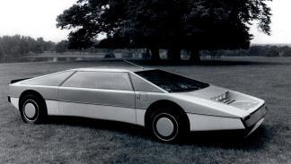 Aston Martin Bulldog prototipo concept