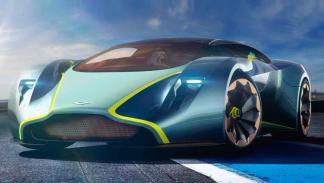 Aston Martin DP100 concept gran turismo 6