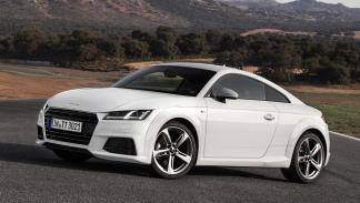 Audi TT tdi deportivo diésel