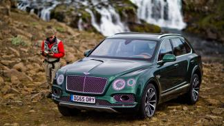 Bentley Bentayga Fly Fishing Mulliner 1
