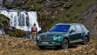 Bentley Bentayga Fly Fishing Mulliner 7