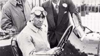 Bugatti Type 51 Tazio Nuvolari Brooklands