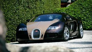Bugatti Veyron fbg Hermes moda limitado