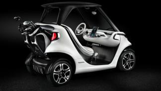 Carro de Golf Mercedes