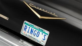Chevrolet Bel Air Ringo Starr matricula