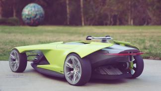 Dodge Osis: el concept car que debería ser una realidad