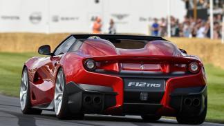 Ferrari F12 TRS trasera one-off