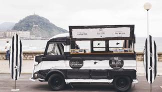 Food truck Citroën Tipo H (III)