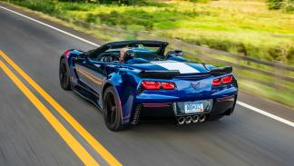 Gama de colores del nuevo Chevrolet Corvette Grand Sport