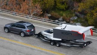 ICON A5: el hidroavión que puedes guardar en tu garaje