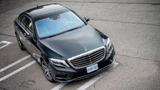 Mercedes-Benz S300 CDI Hybrid
